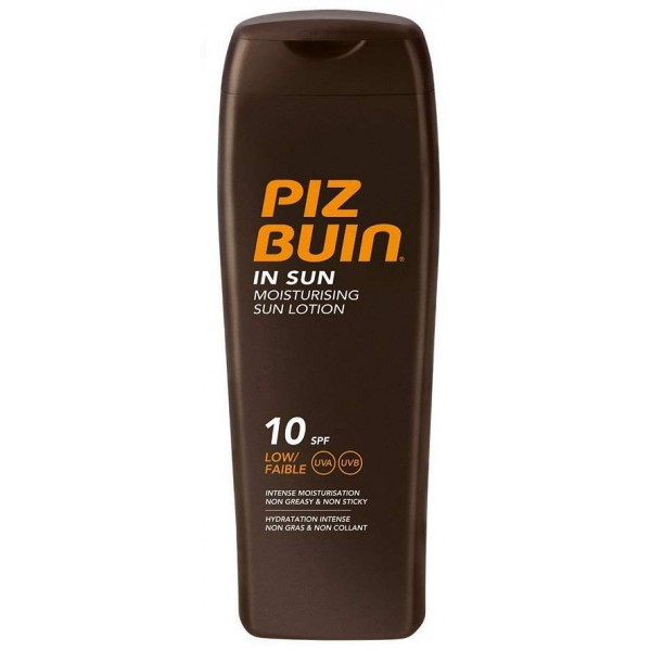 Pizbuin Exclusive Body Lotion - In Sun Lotion Spf 10 200ml
