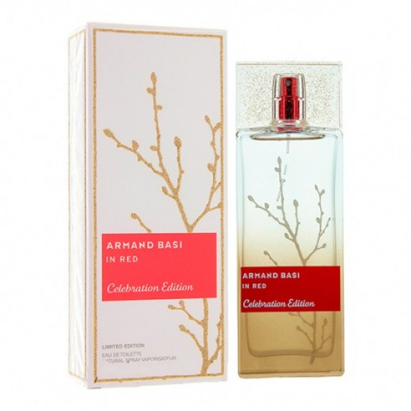 ARMAND BASI In Red Celebration EDT 100ml