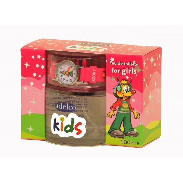 Adelco Kids Eau de toilette for girls 100ml