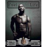 Diesel Fuel For Life Man SET EDT 75 ml / Shower gel 100 ml / Shower gel 50 ml