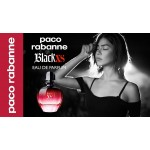 Paco Rabanne Black XS for Her Eau de Parfum EDP 30ml