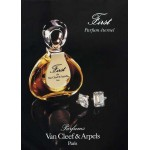 VAN CLEEF & ARPELS First Edt 60ml / Edt 20m / Vanity Case