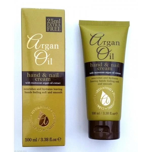 Argan Oil Argan Oil Hand & Nail Cream 100ml