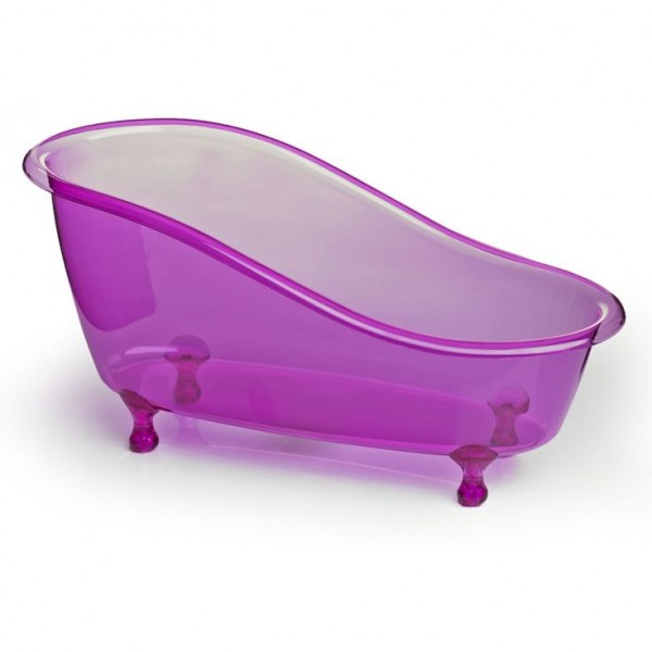 Fruits Pink Bath Decorative Toiletry Holder