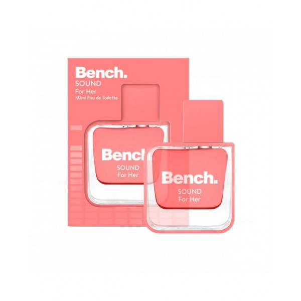 Bench. Sound for Her EDT 30 ml