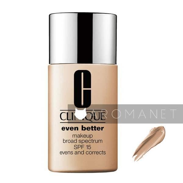 Clinique Even Better Makeup Spf 15 - Brightening Makeup 30 Ml 07 Vanilla