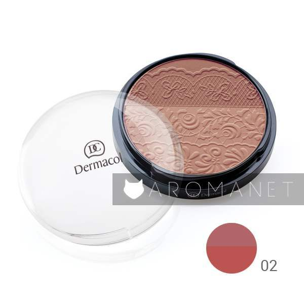 Dermacol Duo Blusher 8.5ml Shade 2