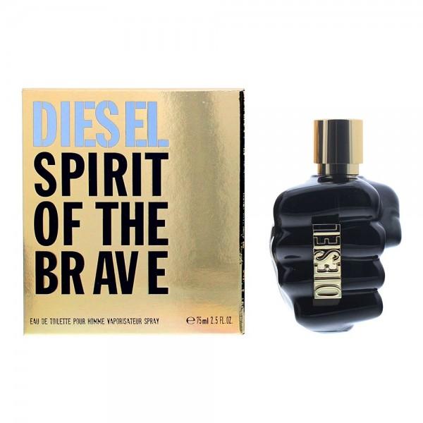 Diesel Spirit Of The Brave EDT 75ml