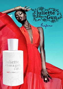 Juliette Has A Gun Not A Perfume