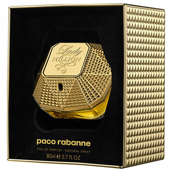 PACO RABANNE Lady Million EDP Collector Edition 80ml