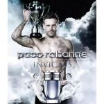 Paco Rabanne Invictus Edt 100 Ml / Shower Gel 100 Ml