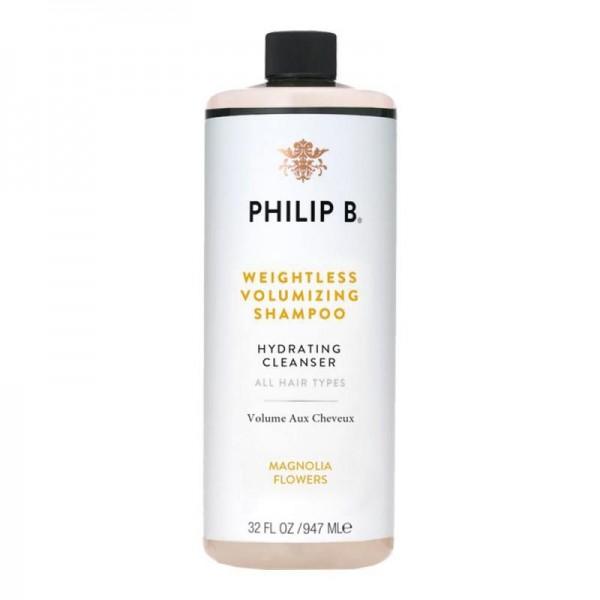 Philip B Weightless Volumizing Shampoo 947 ml