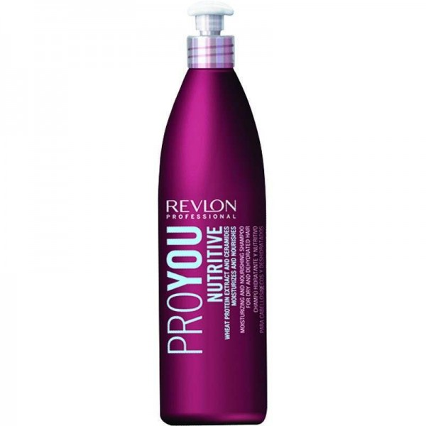 Revlon Professional For You Hydro-Nutritive Shampoo - Gentle Moisturizing Shampoo 350ml