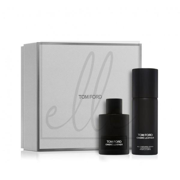 Tom Ford Ombré Leather Eau De Perfum EDP 100ml / Body Spray 150ml
