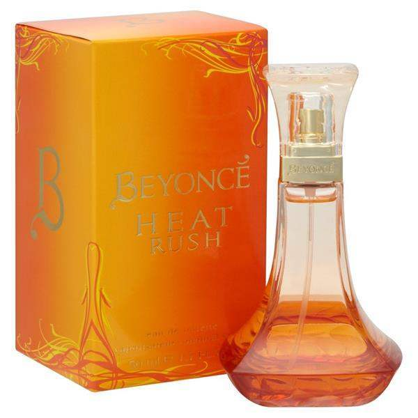 Beyonce Heat Rush EDT 50ml
