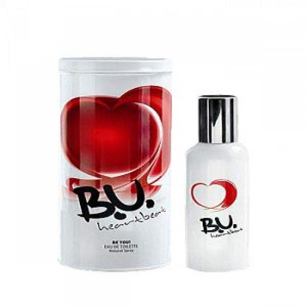 B.u. B.U. Heartbeat EDT 50ml