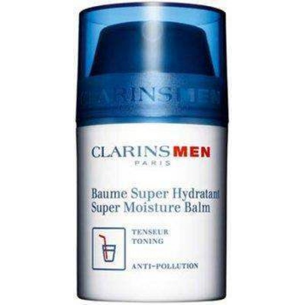 Clarins Men Baume Super moisturizer - Face Cream for Men 50ml