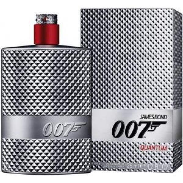 James Bond Quantum EDT 125ml
