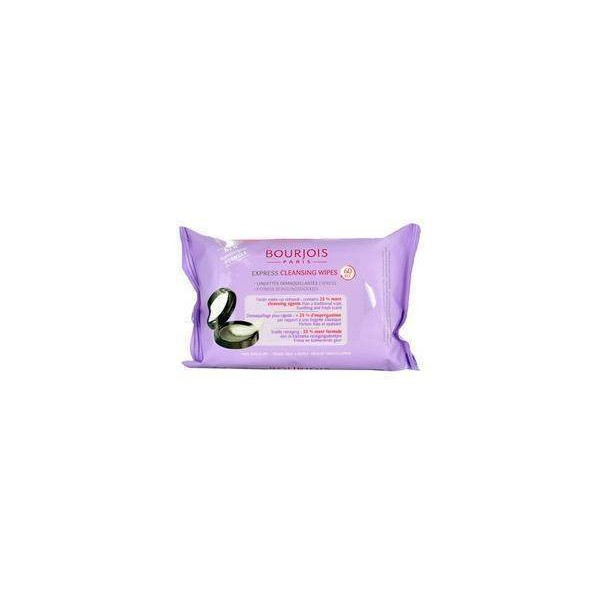 Bourjois Express Cleansing Wipes 25pcs