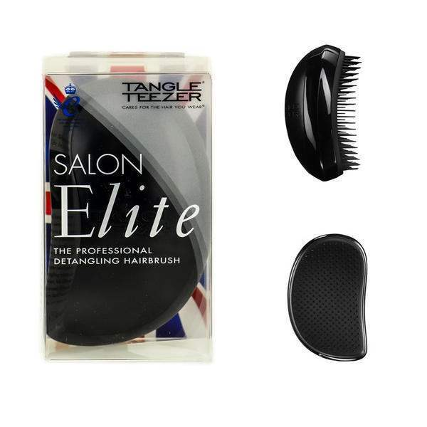 Tangle Teezer Elite Salon - Professional Hair Brush Midnight Black