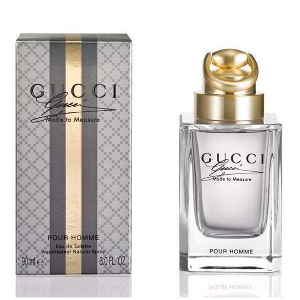 Gucci Pour Homme Edt Made To Measure 90ml