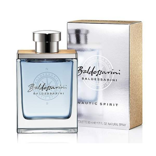 Hugo Boss Baldessarini Nautic Spirit EDT 90ml