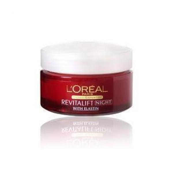 L´oreal RevitaLift - Night Cream with elastin 50ml