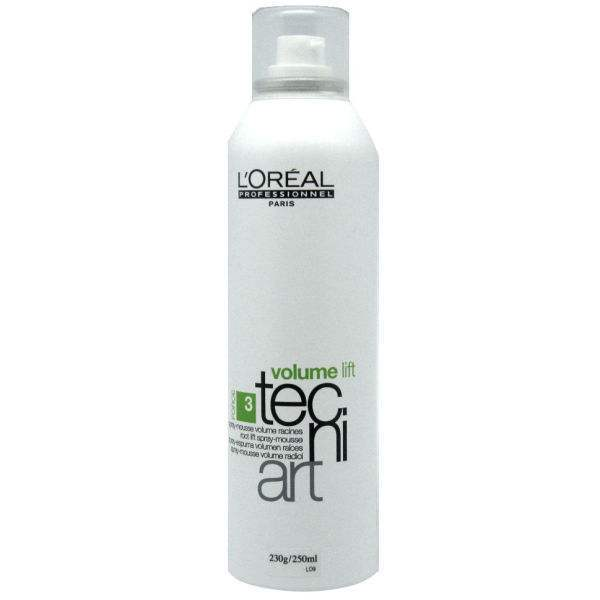 Loreal Professionnel Tecni Art  Full Volume - Foam for volume hairstyle 250ml