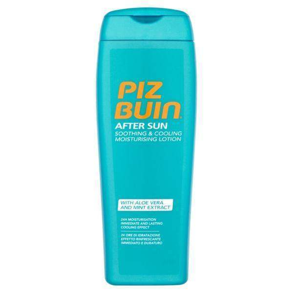 Pizbuin After Sun Soothing Lotion & Cooling Mosisturising 200ml