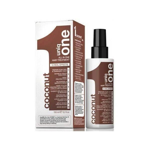 Uniq One All In One Hair Treatment Coconut 10 In 1 150ml