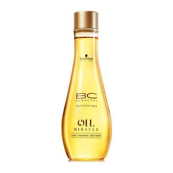 Schwarzkopf Professional Oil Miracle - The Ultimate Cure For Hair Styling 100ml