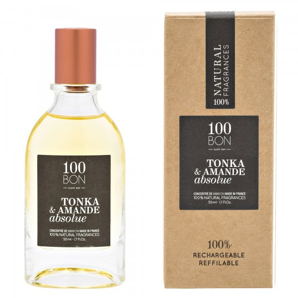 100Bon Tonka & Amande Absolue Concentre Edp 50ml