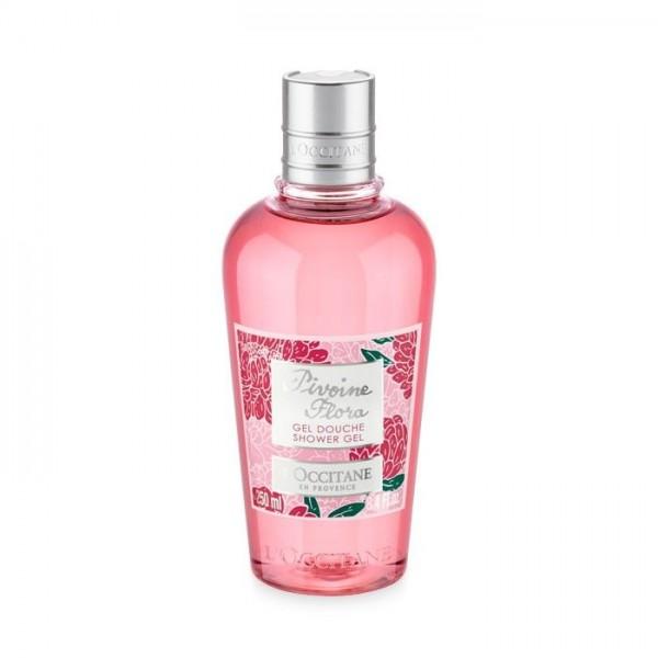 L´OCCITANE Pivoine Flora Shower gel 250ml
