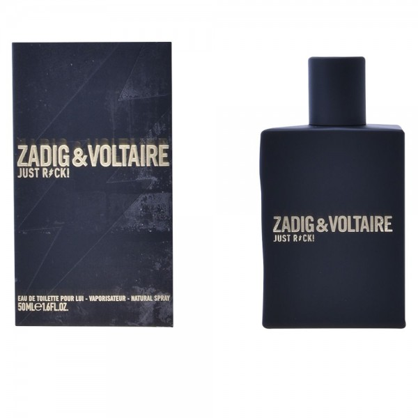 ZADIG & VOLTAIRE Just Rock! for Him EDT 50ml