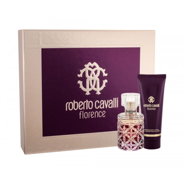 CAVALLI ROBERTO Florence EDP 50 ml / body lotion 75 ml