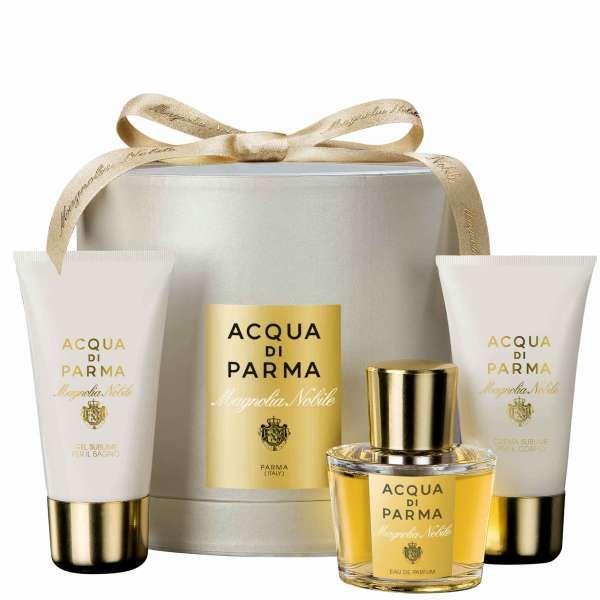 ACQUA DI PARMA Magnolia Nobile EDP 50 ml / body cream 50 ml / shower gel 50 ml