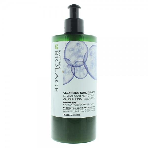 Matrix Biolage Cleansing For Medium Hair Conditioner 500ml