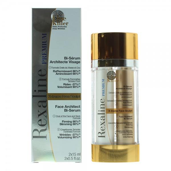 Rexaline Premium Face Architect Bi-Sérum 2x 15ml