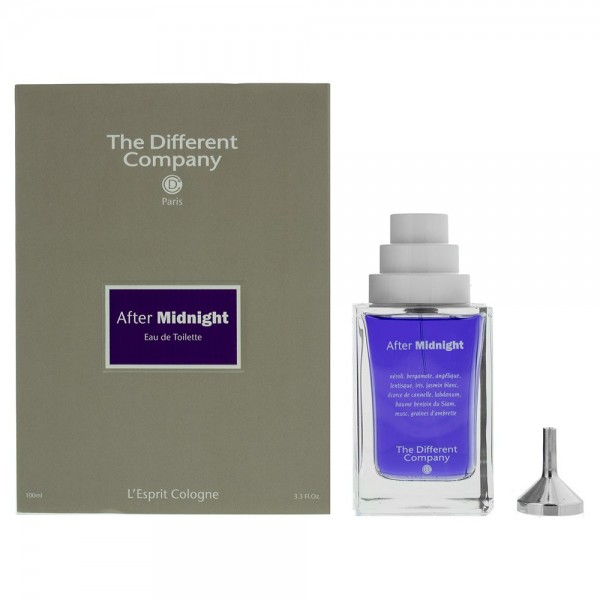 The Different Company After Midnight Edt 100ml