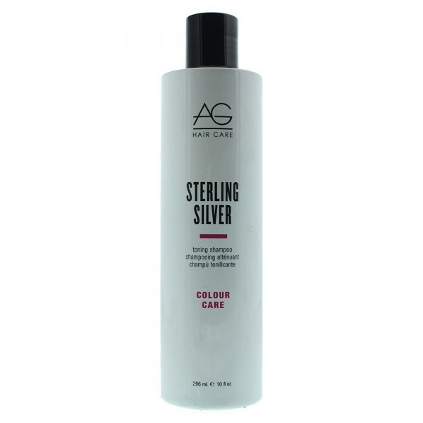 Ag Colour Care Sterling Silver Toning Shampoo 296ml