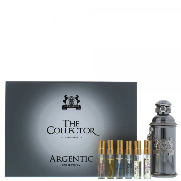 Alexandre J The Collector Argentic Edp 100ml / 6x5ml collection
