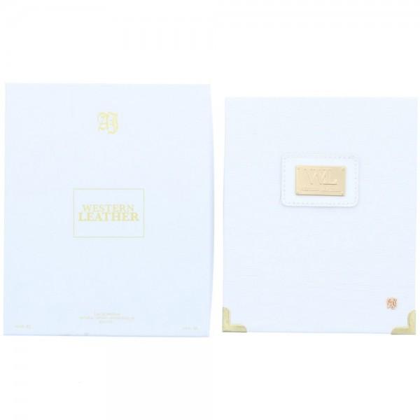 Alexandre J Western Leather White Edp 100ml