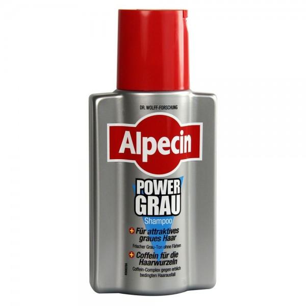Alpecin PowerGrau Shampoo 200ml