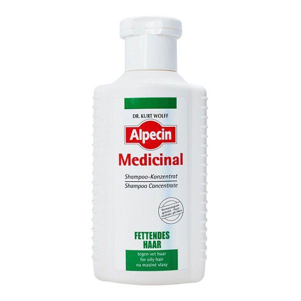 Alpecin Medicinal Shampoo Concentrate Oily Hair 200ml