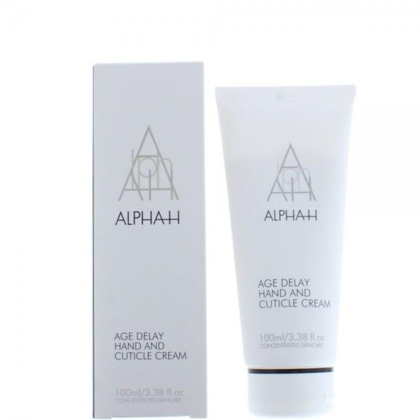 Alpha H Age Delay Hand & Cuticle Cream 100ml