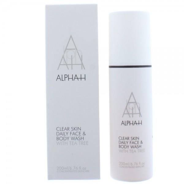 Alpha H Clear Skin Daily Face Wash 200ml