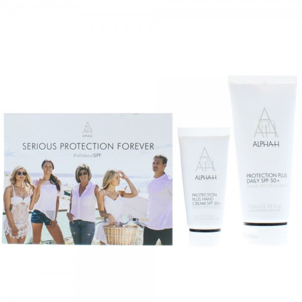 Alpha H Protection Plus Hand Cream 30ml Spf50 / Broad Spectrum Cream Spf50 100ml
