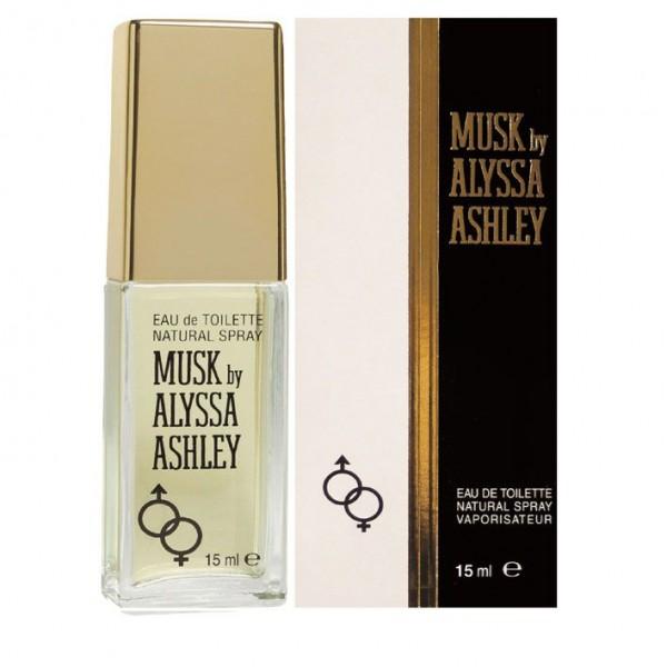 ALYSSA ASHLEY Musk EDT 15ml