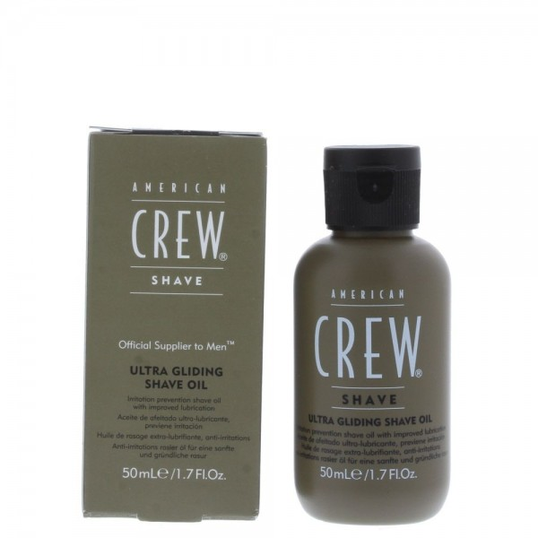American Crew Shave Ultra Gliding Oil 50ml