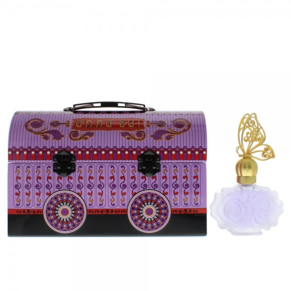 Anna Sui La Vie De Boheme Edt 50ml/ Lunch Box Tin